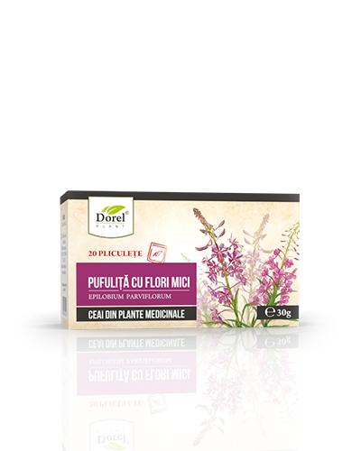 Ceai de Pufuliță cu flori mici
