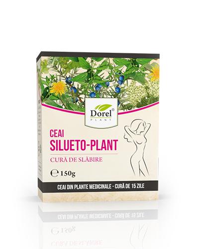 Ceai Silueto-plant